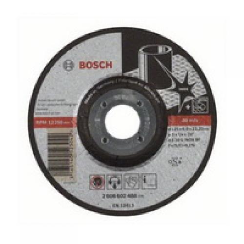 Зачистной диск  Bosch 125