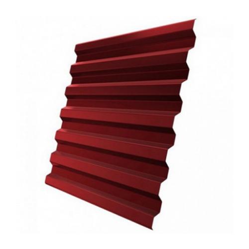Профнастил С21 с полимерным покрытием (0,45мм)