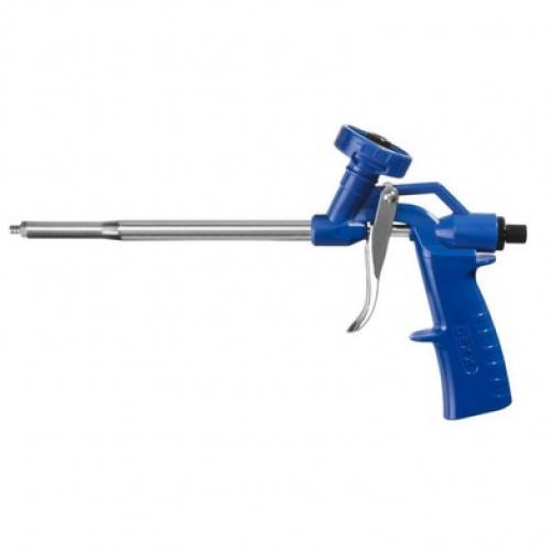 Пистолет для монтажной пены пластмассовый корпус DEXX