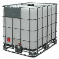 Емкость полиэтиленовая 1м3 (Еврокуб)