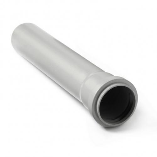 Труба 50/1500 для внутренней канализации