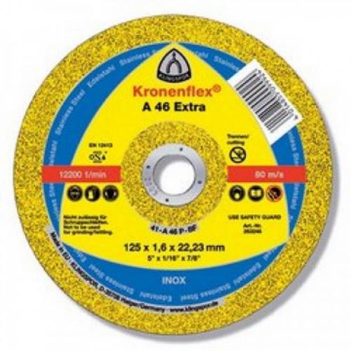 Отрезной диск Kronenflex 125
