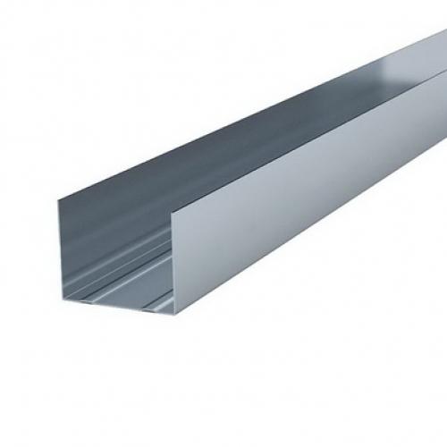 Профиль направляющий  ПН 50х40х0,5 мм  3 п.м.