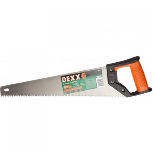 "Ножовка по дереву""Стандарт"" 400мм /DEXX"