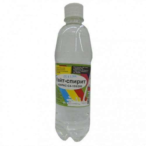 Уайт-спирит  1 л нефрас