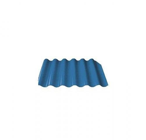 Шифер Волнаколор (синий) 1,25х1,097* 6 мм