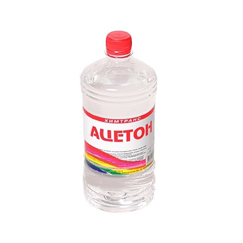 Ацетон  0,5 л
