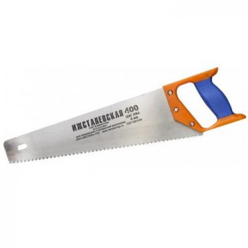 """Ножовка""""ИЖ"""", шаг 4 мм, 400 мм"""