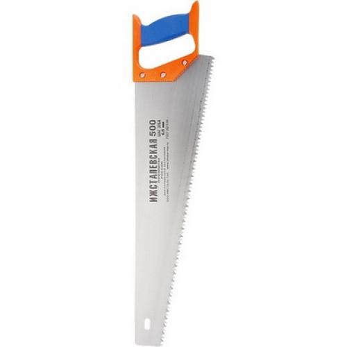 """Ножовка""""ИЖ"""", шаг 6,5 мм, 500 мм"""