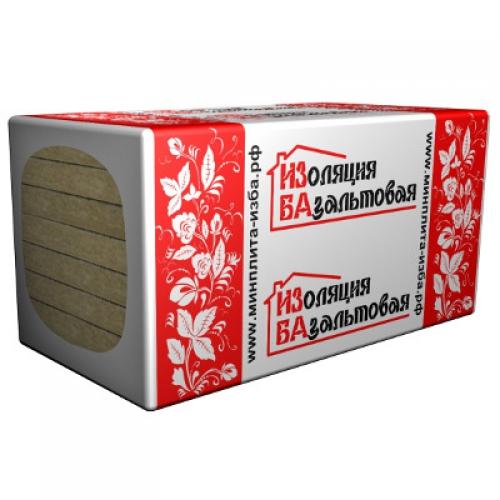 Утеплитель Изба 50х600х1000 в упаковке 12 плит, 7,2 м2