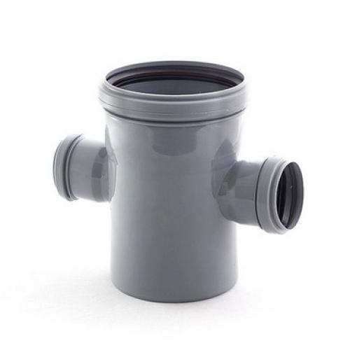 Крестовина 110/50/50/87 для внутренней канализации