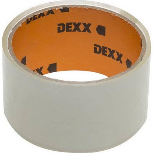 "Лента клеящая прозрачная ""Dexx"""