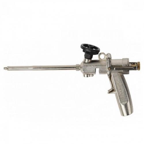 Пистолет для монтажной пены металлический корпус DEXX