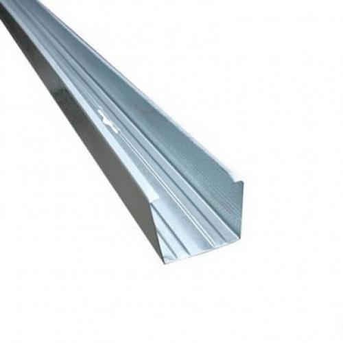 Профиль стоечный ПС 50х50х0,5 мм  3 п.м.