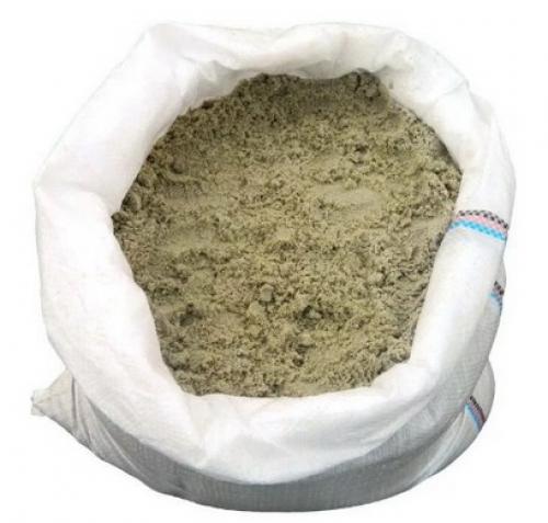 Песок сухой просеянный 50 кг